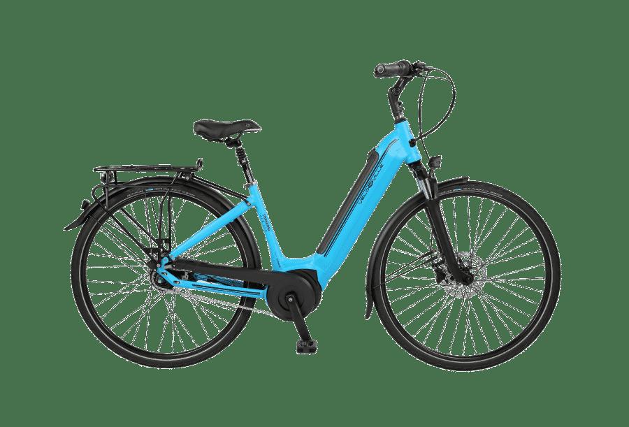vélo électrique tout chemin