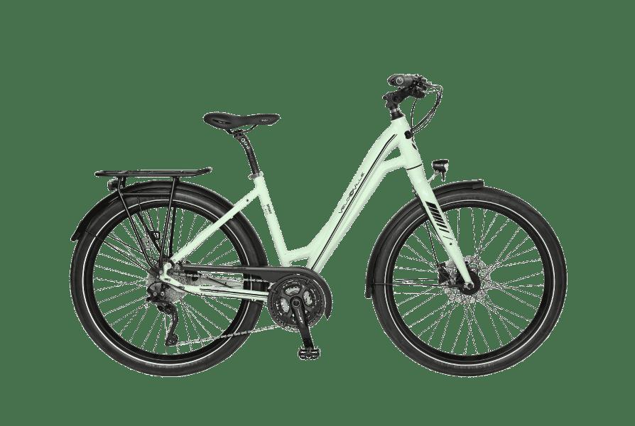vélo de ville sportif