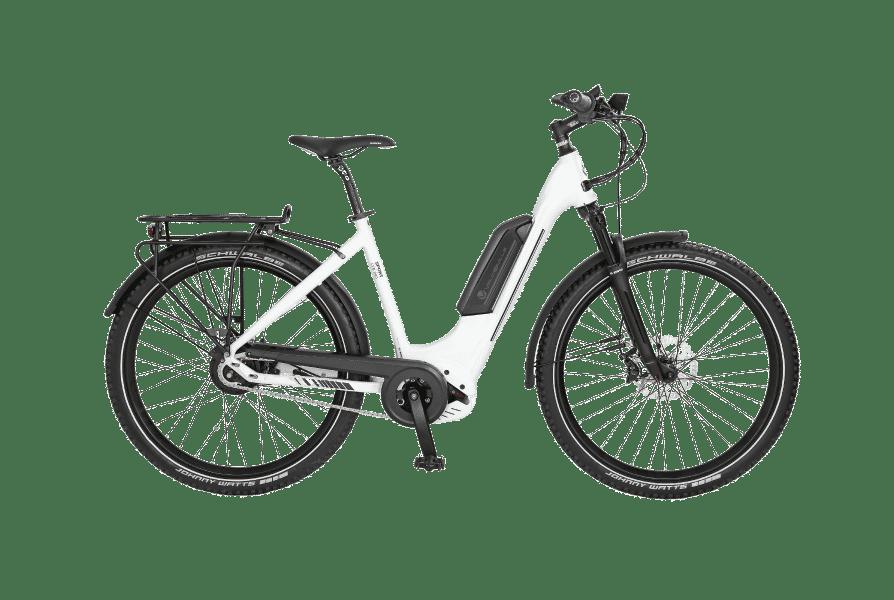 vélo électrique de ville