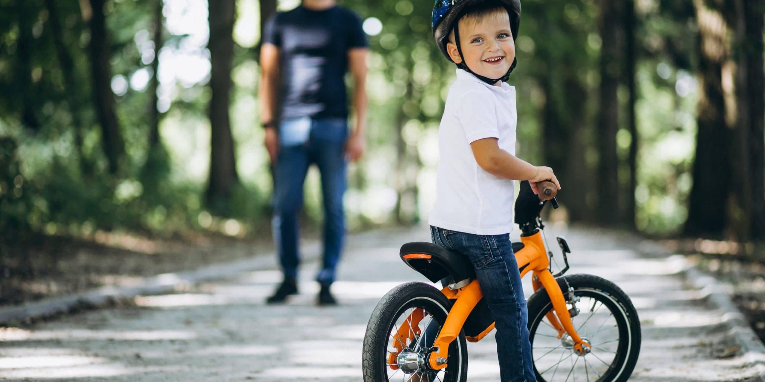 Transporter ses enfants en vélo